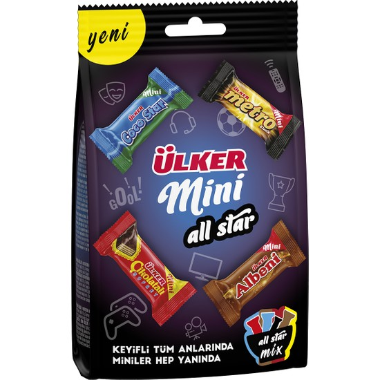 Ülker Mini All Star 91 gr