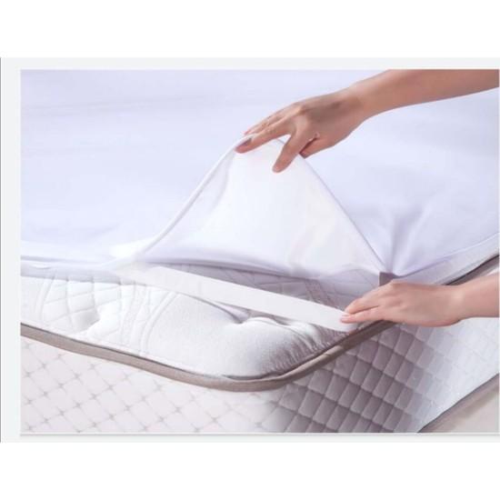 Roi Tekstil Sıvı Geçirmez Köşe Lastikli Bebek Yatak Alezi
