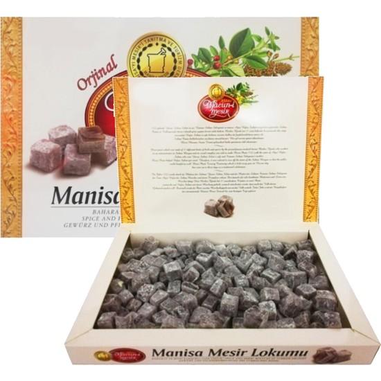 Macun-i Mesir Manisa Mesir Macunu Lokumu 250 gr