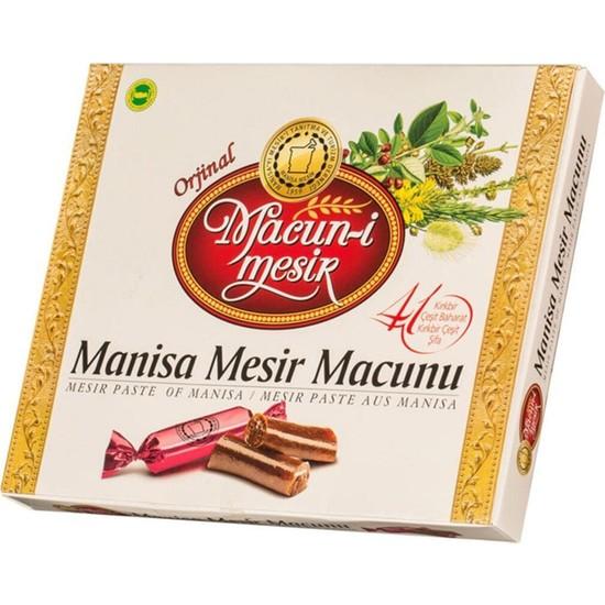 Macun-i Mesir Manisa Mesir Macunu Special Kutu 195 gr