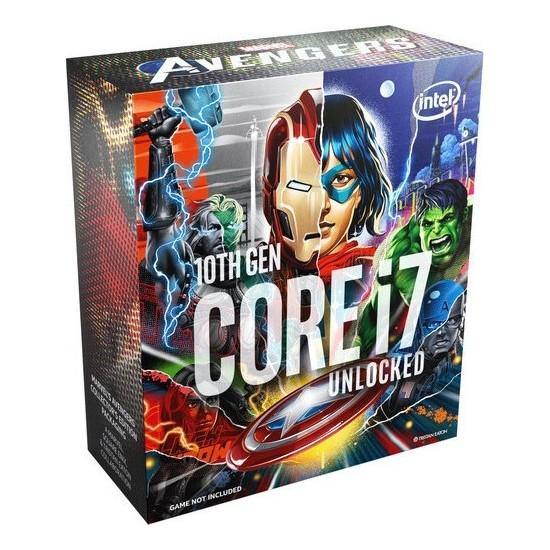 Intel Core I7-10700KA 3,8 Ghz (5,1 Ghz Max.) Lga 1200 BX8070110700KA