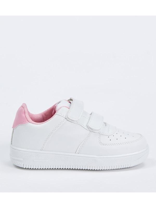 DeFacto Kız Çocuk Cırtcırtlı Ayakkabı S5324A620AU