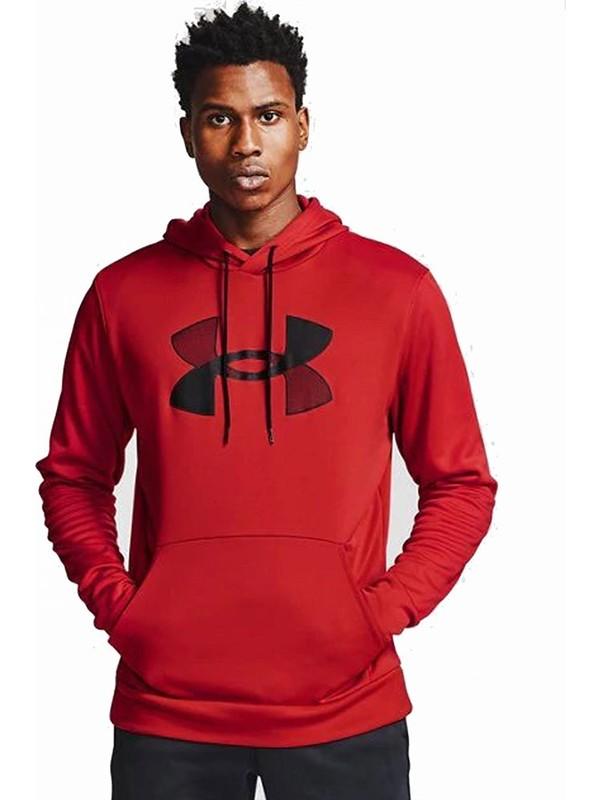 Under Armour Fleece Big Logo Erkek Sweatshirt
