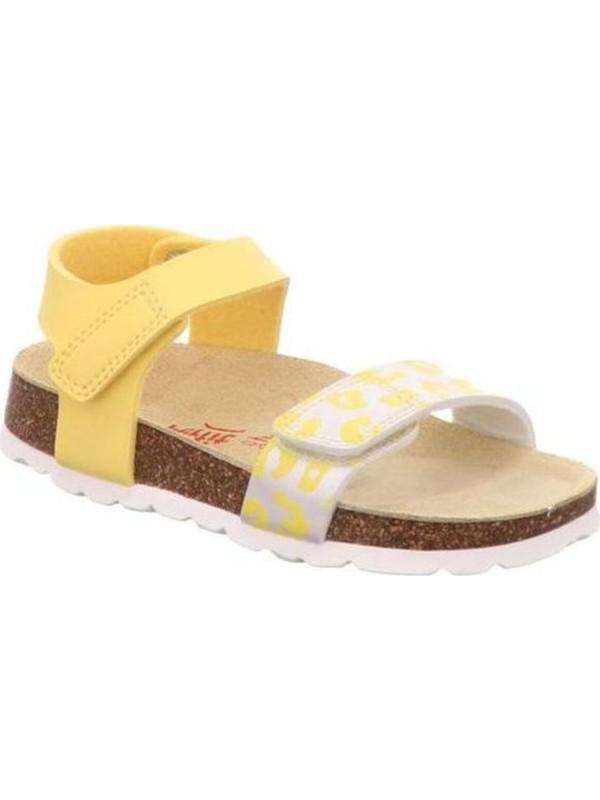 Superfit Cırtlı Mantar Kız Çocuk Sandalet