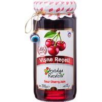 Antalya Reçelcisi Vişne Reçeli %65 Meyve Gurme Serisi