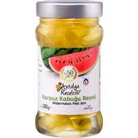 Antalya Reçelcisi Karpuz Kabuğu Reçeli %50 Meyve Klasik Seri 380 Gr