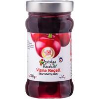 Antalya Reçelcisi Vişne Reçeli %50 Meyve Klasik Seri 380 Gr