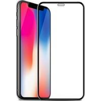 Azr iPhone Xs Max Full Kaplama 6d Ekran Koruyucu Dayanıklı 9h Temperli Cam