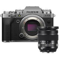 Fujifilm X-T4 Gümüş + Xf 16-80 mm Lens Kit