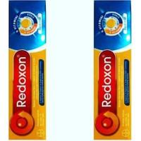 Redoxon C Vitamini D Vitamini ve Çinko Üçlü Etki Toplam 30 Efervesan Tablet 2 Paket