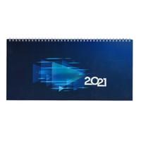 Keskin Color Aj-66 2021 Haftalık Spiralli Masa Ajandası 16 x 33 cm