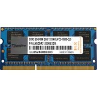 Longline PC3-10600 2GB 1333MHz DDR3 Ram LNG1333S/2GB