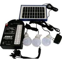 Dat Dat 999 Solar Aydınlatma Sistemi Seti Güneş Enerjili Aydın