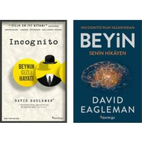 Incognito Beynin Gizli Hayatı - Beyin: Senin Hikayen - 2 Kitap Set David Eagleman
