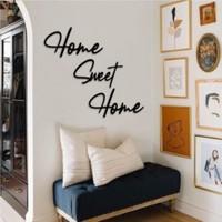 Ferman Hediyelik Home Sweet Home Duvar Tablosu