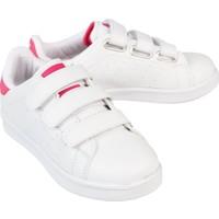 Sport Kız Çocuk Spor Ayakkabı 21-25 Numara Beyaz