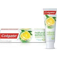 Colgate Natural Extracts Limon Ferahlatıcı Diş Macunu 75 ml x 2 Adet