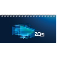 Keskin Color Aj-66 Haftalık Spiralli Masa Ajandası 2021