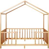 Ürün Şehri Montessori Yatak Doğal Ahşap Çocuk YATAK-CMY004