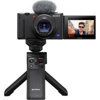 Sony Zv-1 Vlog Kamerası + GP-VPT2BT Gimbal (Sony Eurasia Garantili)