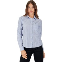 Galvanni Kadın Mavi Gömlek