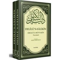 Delilüs Salikin Siracül Müttekin Tercümesi 2 Cilt Takım - Ahmet Fikri Doğan
