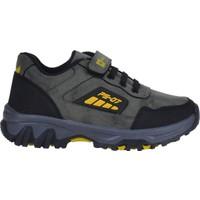 Prokids 2516 Haki Cırtlı Kışlık Erkek Çocuk Spor Ayakkabı