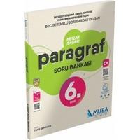 Muba Yayınları Mutlak Başarı 6. Sınıf Paragraf Soru Bankası
