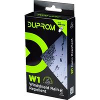 Duprom W1 Nano Yağmur Kaydırıcı Mendil - Su İtici - Hızlı ve Kolay Uygulama - 1 Yıl Etkili