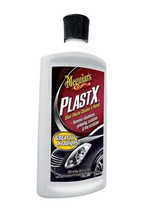 PlastX Far ve Saydam Plastik Temizleyici ve Cila