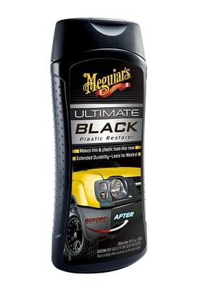 Ultimate Black Plastic Restorer Plastik Yenileyici