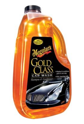 Gold Class Cilalı Oto Yıkama Şampuanı 1,89 lt.
