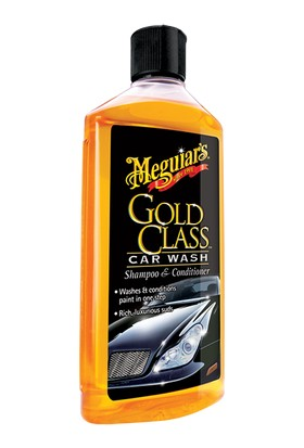 Gold Class Cilalı Oto Yıkama Şampuanı 473 ml.
