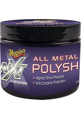 NXT Generation All Metal Polysh Metal Cilası