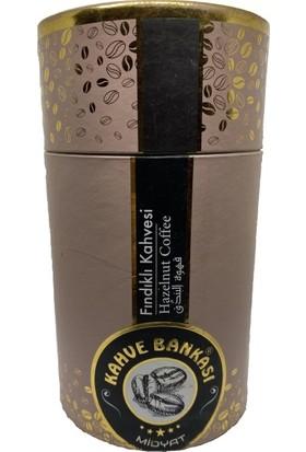 Kahve Bankası Silindir Kutu Fındıklı Kahve 500 gr