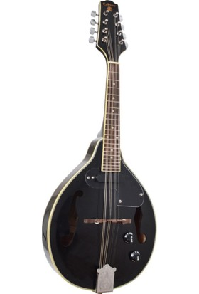 Extreme Profesyonel Mandolin - XM80EQBK