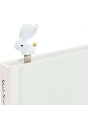 Metalmorphose Tavşan Kitap Ayracı