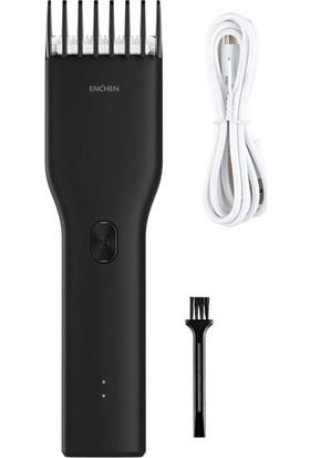 Enchen Elektirikli ve Şarjlı Profesyonel Düzeltici Köşe Tıraş Bıçaklı Saç Kesme Makinası (Yurt Dışından)