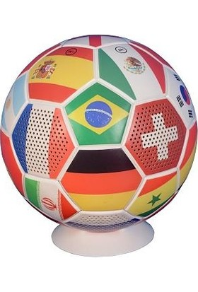 Doppler Futbol Topu Bluetooth Hoparlör