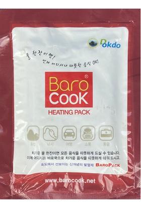 Baro Cook Ateşsiz Pişirme ve Isıtma Kabı Turuncu