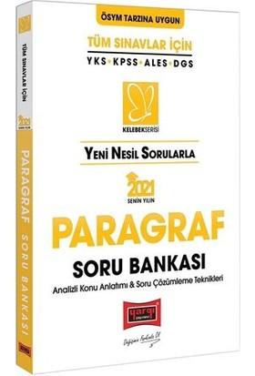 Yargı Yayınları 2021 Tüm Sınavlar İçin Paragraf Soru Bankası