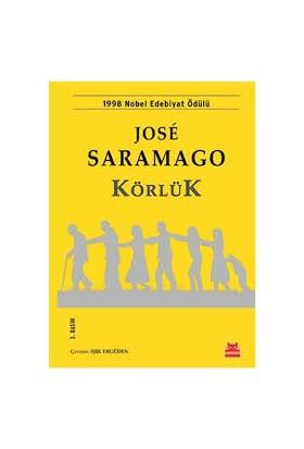 Körlük Ölüm - Bir Varmış Bir Yokmuş Jose Saramago Seti (2 Kitap) Cizo Kitap Ayracı