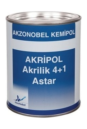 Akzonobel 4+1 Akrilik Astar 2.5 lt