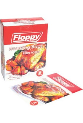 Floppy Fırın Poşeti Yanmaz 8'li x 5