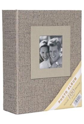 Gns 10X15 100 Lük Koton Fotoğraf Albümü