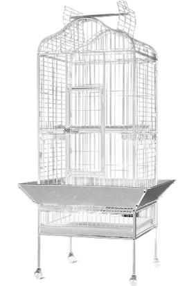 Dayang Papağan Eğitim Kafesi Ayaklı 61 x 56 x 156 cm