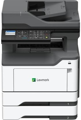 Lexmark MX321ADN Çok Fonksiyonlu Laser Yazıcı Network USB Faxlı Dubleks