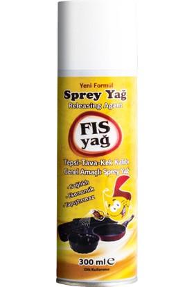 Fısyağ - Tava Ayırıcı Sprey Yağ 300 ml