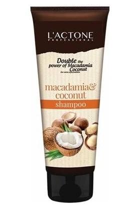 Lactone Macadamia Coconut Şampuan 250 ml
