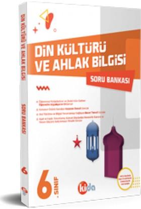 Kida Yayınları 6. Sınıf Din Kültürü ve Ahlak Bilgisi Soru Bankası